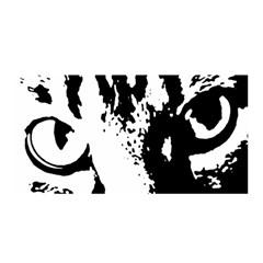 Lion  Satin Wrap