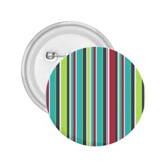 Colorful Striped Background. 2.25  Buttons