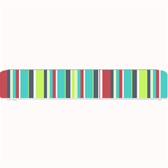 Colorful Striped Background. Small Bar Mats