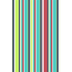 Colorful Striped Background. 5.5  x 8.5  Notebooks