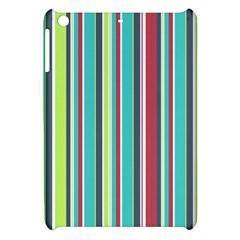 Colorful Striped Background. Apple iPad Mini Hardshell Case