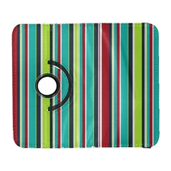 Colorful Striped Background. Galaxy S3 (Flip/Folio)