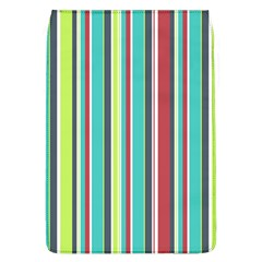 Colorful Striped Background. Flap Covers (L)