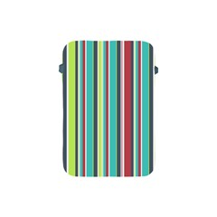 Colorful Striped Background. Apple iPad Mini Protective Soft Cases