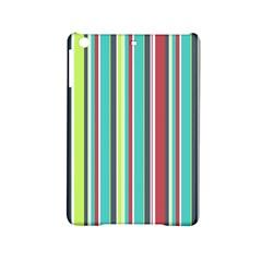Colorful Striped Background. iPad Mini 2 Hardshell Cases