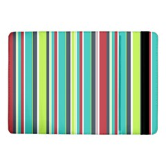 Colorful Striped Background. Samsung Galaxy Tab Pro 10.1  Flip Case