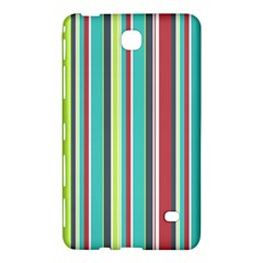 Colorful Striped Background. Samsung Galaxy Tab 4 (8 ) Hardshell Case