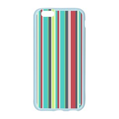 Colorful Striped Background. Apple Seamless iPhone 6/6S Case (Color)