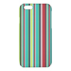 Colorful Striped Background. iPhone 6/6S TPU Case