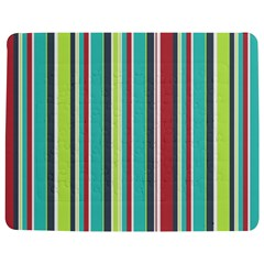 Colorful Striped Background. Jigsaw Puzzle Photo Stand (Rectangular)