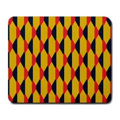 Triangles pattern       Large Mousepad