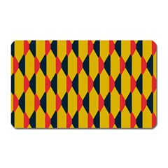 Triangles pattern       Magnet (Rectangular)