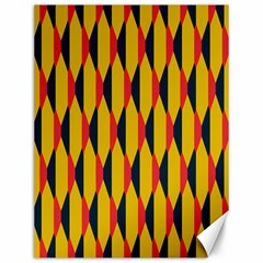 Triangles pattern       Canvas 12  x 16