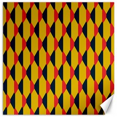 Triangles pattern       Canvas 16  x 16