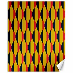 Triangles pattern       Canvas 16  x 20