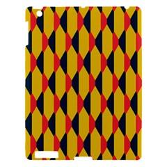 Triangles pattern Apple iPad 3/4 Hardshell Case