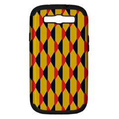 Triangles pattern Apple Seamless iPhone 5 Case (Color)