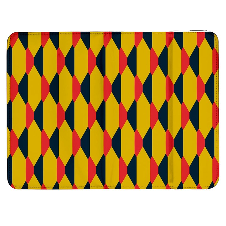 Triangles pattern HTC One M7 Hardshell Case