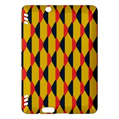 Triangles pattern Kindle Fire HD (2013) Hardshell Case