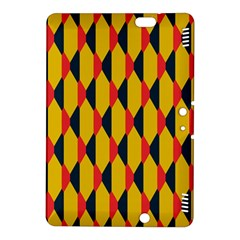 Triangles pattern Kindle Fire HDX Hardshell Case