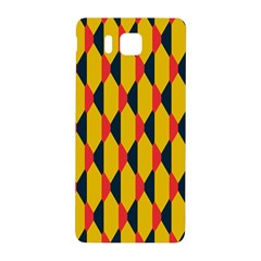 Triangles pattern nil (phone back case)