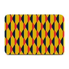 Triangles pattern      Large Bar Mat