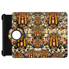 Lady Panda Goes Into The Starry Gothic Night Kindle Fire HD 7