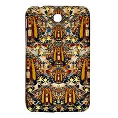 Lady Panda Goes Into The Starry Gothic Night Samsung Galaxy Tab 3 (7 ) P3200 Hardshell Case