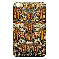 Lady Panda Goes Into The Starry Gothic Night Samsung Galaxy Tab 3 (8 ) T3100 Hardshell Case