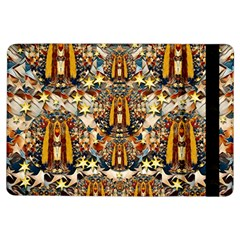 Lady Panda Goes Into The Starry Gothic Night Ipad Air Flip