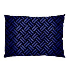 WOV2 BK-MRBL BL-BRSH Pillow Case (Two Sides)