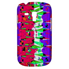 Colorful Glitch Pattern Design Galaxy S3 Mini