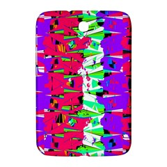 Colorful Glitch Pattern Design Samsung Galaxy Note 8.0 N5100 Hardshell Case