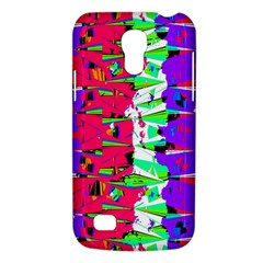 Colorful Glitch Pattern Design Galaxy S4 Mini