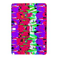 Colorful Glitch Pattern Design Samsung Galaxy Tab Pro 10.1 Hardshell Case