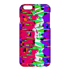 Colorful Glitch Pattern Design Apple iPhone 6 Plus/6S Plus Hardshell Case