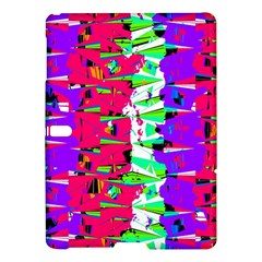 Colorful Glitch Pattern Design Samsung Galaxy Tab S (10.5 ) Hardshell Case