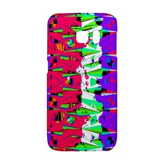 Colorful Glitch Pattern Design Galaxy S6 Edge