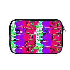 Colorful Glitch Pattern Design Apple MacBook Pro 13  Zipper Case
