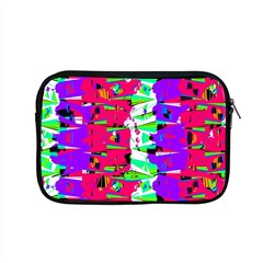 Colorful Glitch Pattern Design Apple MacBook Pro 15  Zipper Case