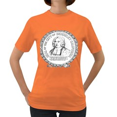 Seal of Berkeley, California Women s Dark T-Shirt