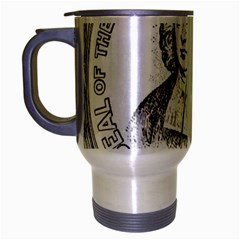 Seal of Berkeley, California Travel Mug (Silver Gray)