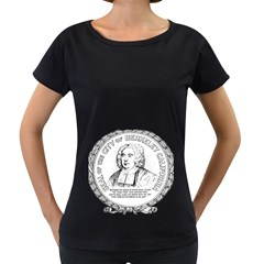 Seal of Berkeley, California Women s Loose-Fit T-Shirt (Black)