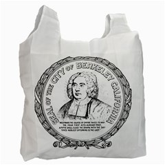 Seal of Berkeley, California Recycle Bag (Two Side)