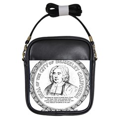 Seal of Berkeley, California Girls Sling Bags