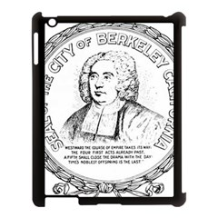Seal of Berkeley, California Apple iPad 3/4 Case (Black)