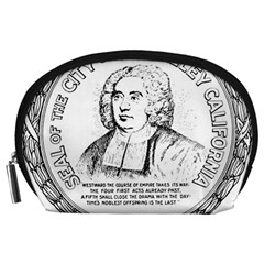 Seal of Berkeley, California Accessory Pouches (Large)