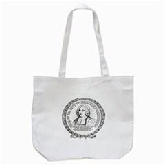 Seal of Berkeley, California Tote Bag (White)