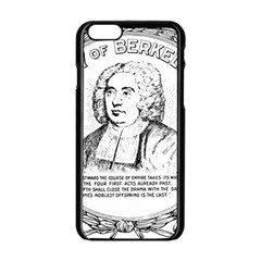 Seal of Berkeley, California Apple iPhone 6/6S Black Enamel Case
