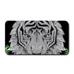 Tiger Head Medium Bar Mats